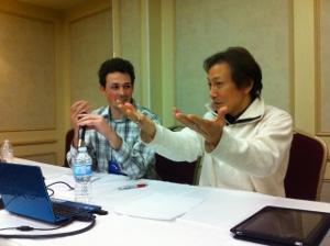 声優養成所で声優になるには!2013カナダ「アニメノース」堀川りょうゲスト出演10