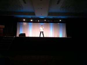 声優養成所で声優になるには!2013カナダ「アニメノース」堀川りょうゲスト出演5