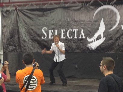 声優養成所で声優になるには!2013 JAPAN WEEKEND MADRID 堀川りょう コンサート