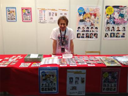 声優養成所で声優になるには!2013 JAPAN WEEKEND MADRID 堀川りょう