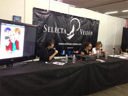 声優養成所で声優になるには!2013 JAPAN WEEKEND MADRID 堀川りょう5