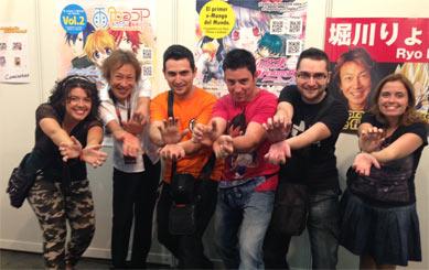 声優養成所で声優になるには!2013 JAPAN WEEKEND MADRID 堀川りょう8
