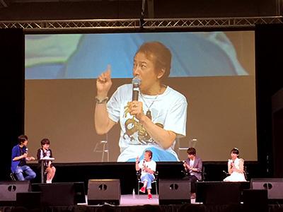 声優養成所で声優になるには!キャラエキスポ2015 ゲスト出演堀川りょう