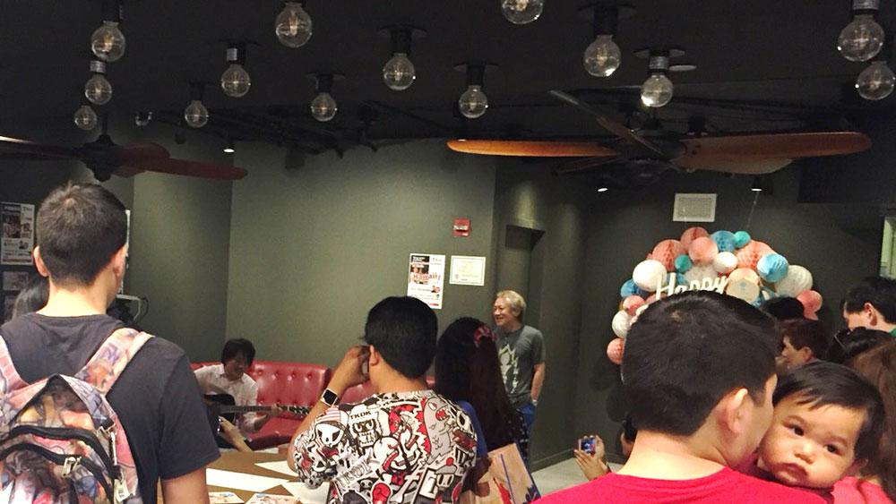 声優養成所で声優になるには!ハワイイベント 堀川りょう学院長、近藤薫、鎌田匠