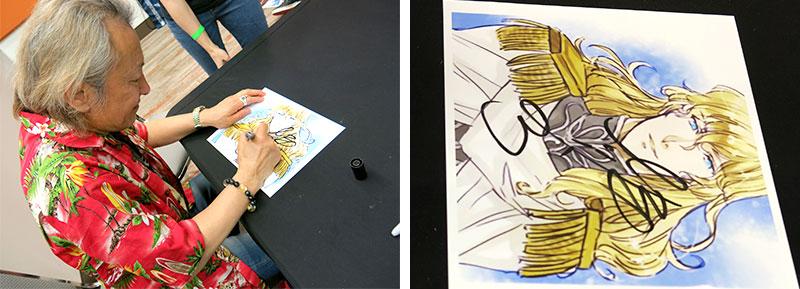 声優養成所で声優になるには!声優養成所・学院長堀川りょうがアニメイベント「カメハコン」にゲスト参加!