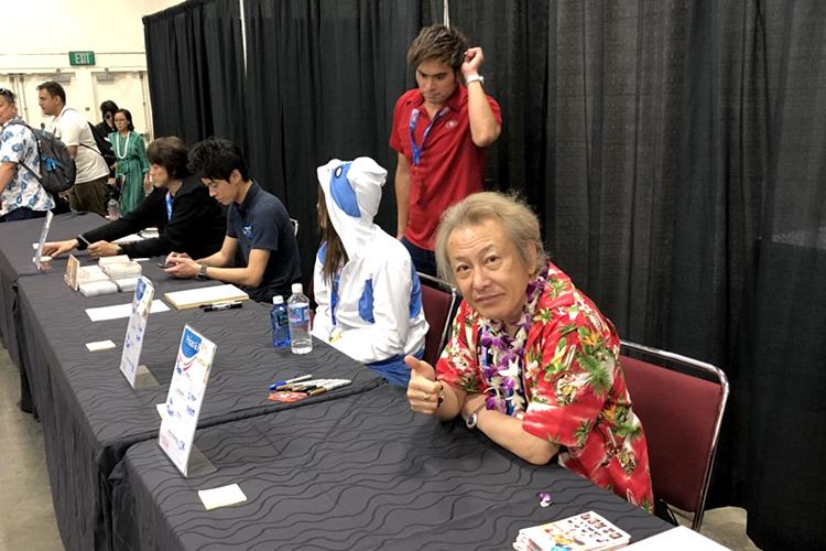 声優養成所で声優になるには!ハワイ アニメイベント カワイイコン2018に堀川りょう・近藤薫・影山灯がゲスト参加
