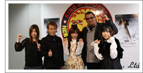 声優養成所で声優になるには!「CRASHII ~NEW JAPAN CUP 2008~」