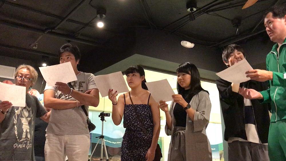 声優養成所で声優になるには!ハワイに声優養成所が開校!アフレコ実習