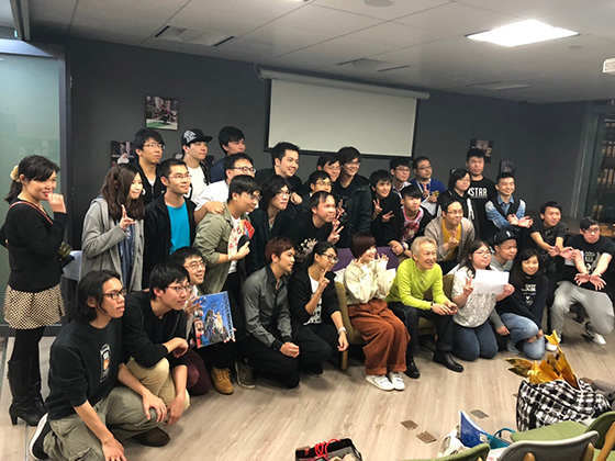 香港に声優養成所が開校!堀川りょうのアフレコ実習