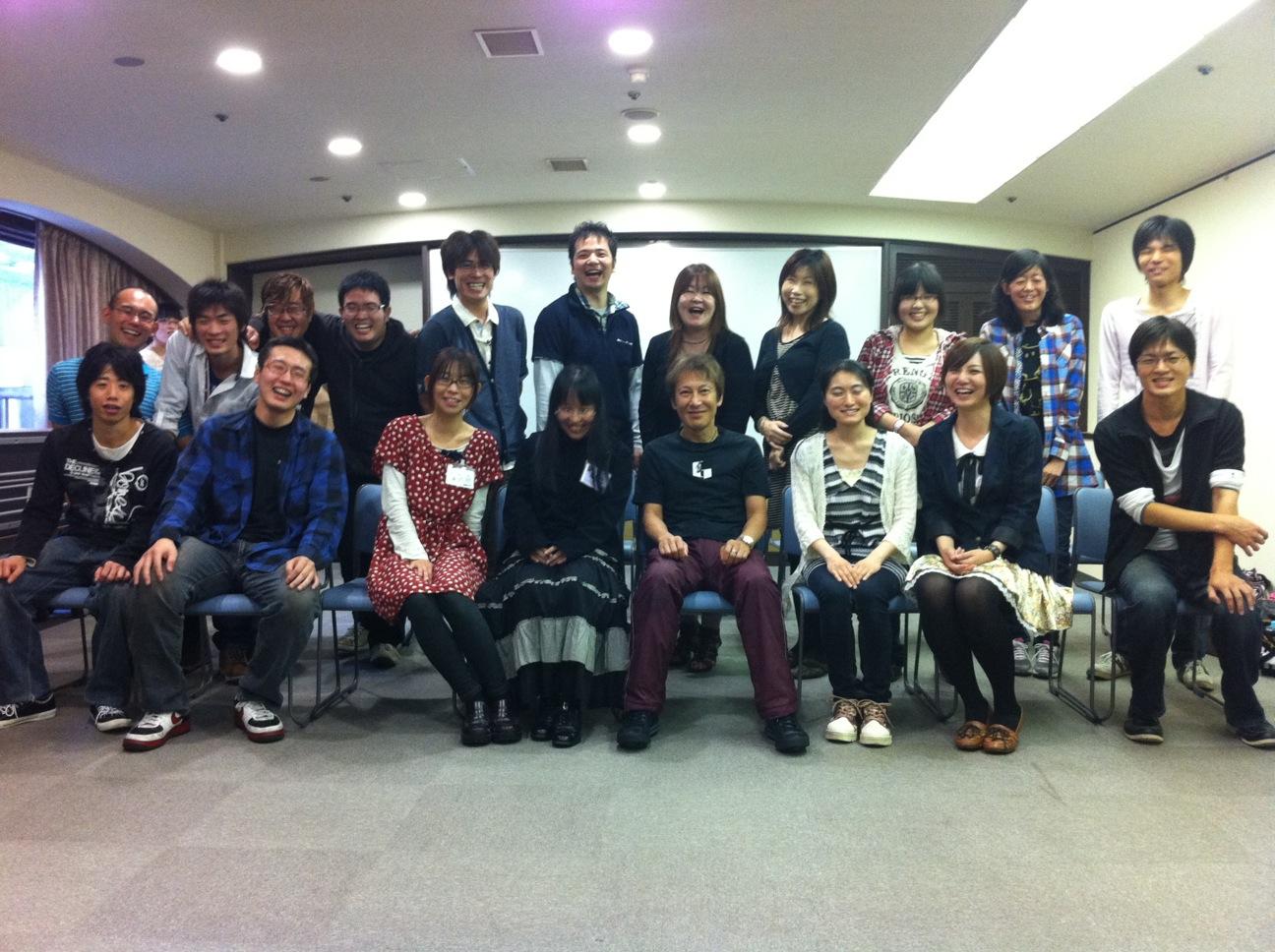 声優養成所で声優になるには!岡山校で声優への道改FM岡山特番収録 学院生がゲスト出演!収録風景