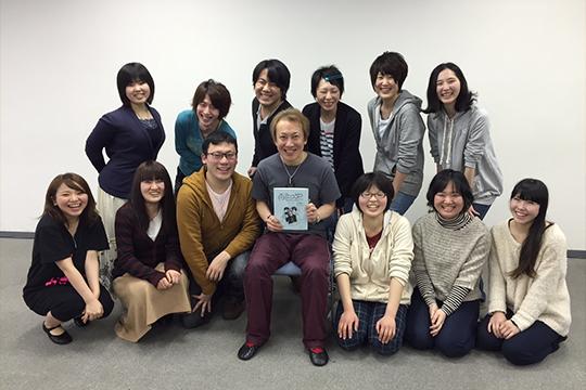 声優養成所で声優になるには!FM岡山のラジオ収録に地方校の学院生が多数出演!
